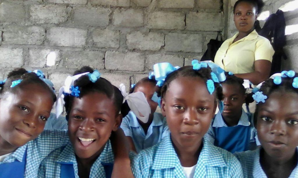 JJD Academy Textbook Loaner Program (Arniquet, Les Cayes, Haiti)